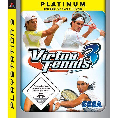 Sega - Virtua Tennis 3 [Platinum] - Preis vom 13.08.2020 04:48:24 h