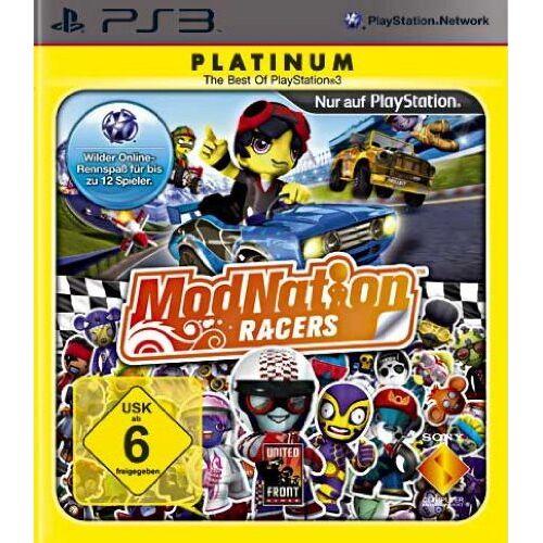 Sony ModNation Racers [Platinum] - Preis vom 13.04.2021 04:49:48 h
