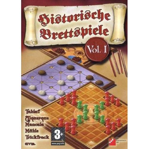 DTP - Historische Brettspiele Vol. 1 - Preis vom 19.01.2021 06:03:31 h