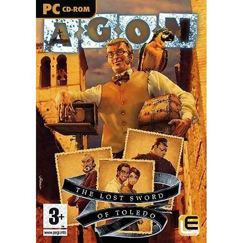 Discount - AGON - The Lost Sword of Toledo - Preis vom 07.05.2021 04:52:30 h