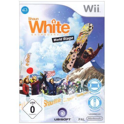Ubisoft - Shaun White Snowboarding: World Stage - Preis vom 18.10.2020 04:52:00 h