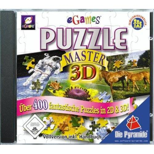ak tronic - Puzzle Master 3D (Software Pyramide) - Preis vom 15.04.2021 04:51:42 h