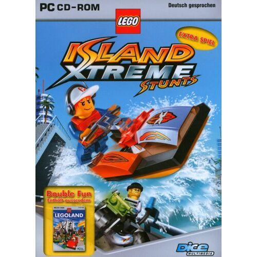 Lego Island Xtreme Stunts + Legoland - Preis vom 21.04.2021 04:48:01 h