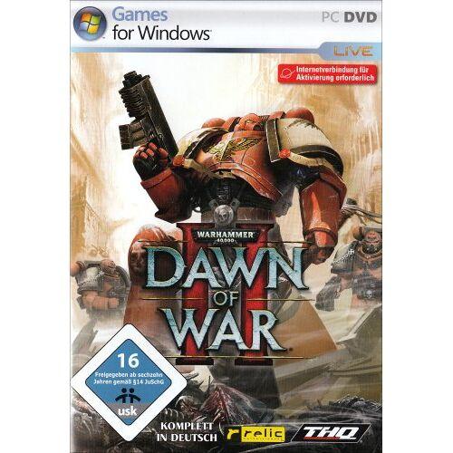 THQ - Warhammer 40,000: Dawn of War II - Preis vom 13.05.2021 04:51:36 h