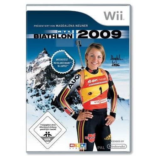 RTL Games - RTL Biathlon 2009 - Preis vom 10.05.2021 04:48:42 h