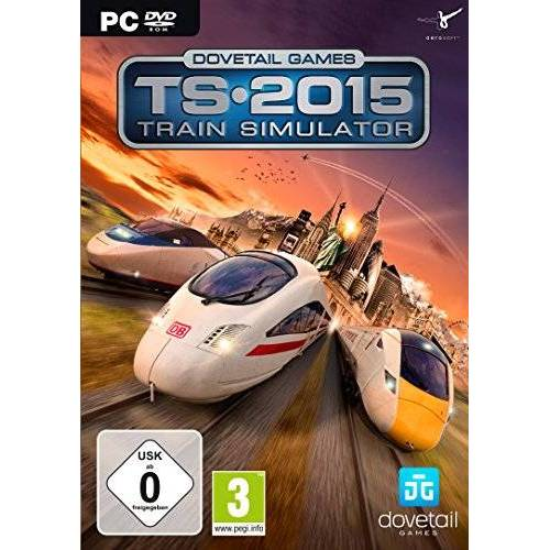 NBG - Train Simulator 2015 - Railworks 6 - Preis vom 14.01.2021 05:56:14 h