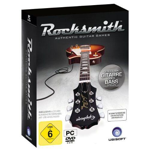 Ubisoft - Rocksmith (Inkl. Kabel) - Preis vom 15.01.2021 06:07:28 h