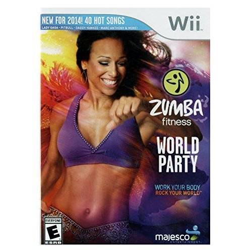 Ubisoft - Zumba Fitness World Party - Preis vom 31.03.2020 04:56:10 h