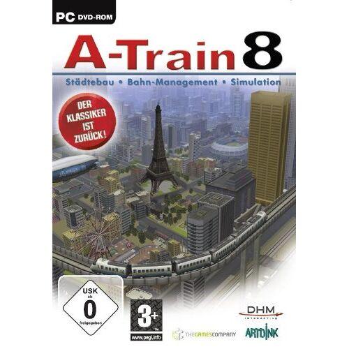 Discount - A-Train 8 - Preis vom 20.10.2020 04:55:35 h