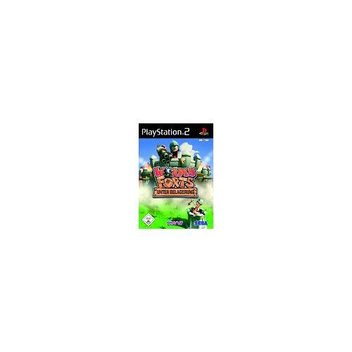 Sega - Worms Forts - Unter Belagerung - Preis vom 22.04.2021 04:50:21 h