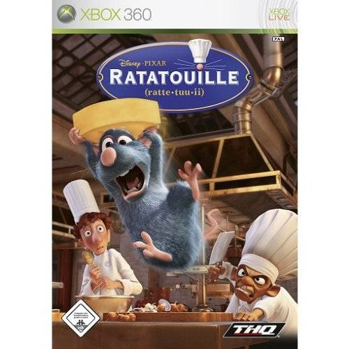 THQ - Ratatouille - Preis vom 09.04.2021 04:50:04 h