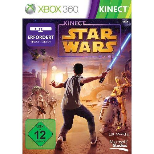 Microsoft Kinect Star Wars (Kinect erforderlich) - Preis vom 23.01.2021 06:00:26 h
