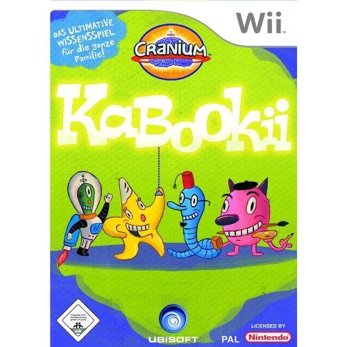 Ubisoft - Cranium Kabookii - Preis vom 20.10.2020 04:55:35 h