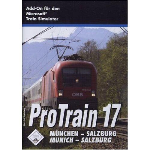 Blue Sky Train Simulator - Pro Train 17 durchs Chiemgau von München nach Salzburg - Preis vom 21.04.2021 04:48:01 h
