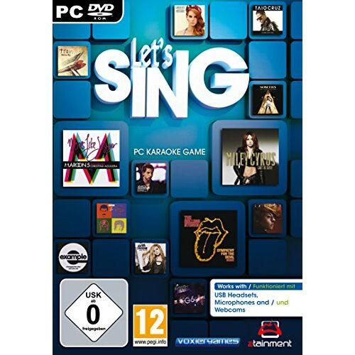 F+F Distribution - Let's Sing - Preis vom 12.04.2021 04:50:28 h