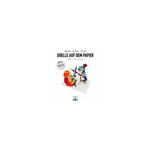Walter Diem - Spielen Denken Lernen. Duelle auf dem Papier - Preis vom 15.04.2021 04:51:42 h