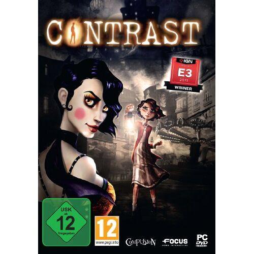 FOCUS MULTIMEDIA - Contrast (PC) - Preis vom 18.04.2021 04:52:10 h