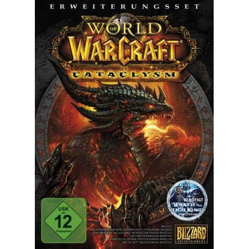 Blizzard - World of WarCraft: Cataclysm (Add-on) - Preis vom 27.02.2021 06:04:24 h