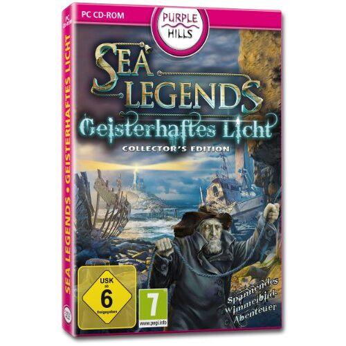 Purple Hills Pink - Sea Legends - Geisterhaftes Licht - Preis vom 10.04.2021 04:53:14 h