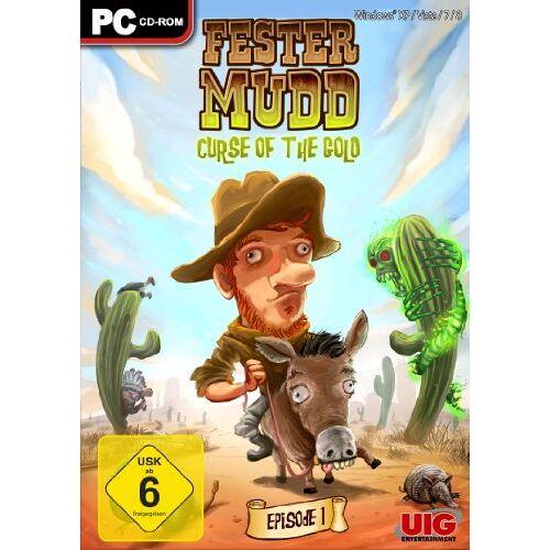UIG - Fester Mudd - Curse of the Gold - Preis vom 14.05.2021 04:51:20 h