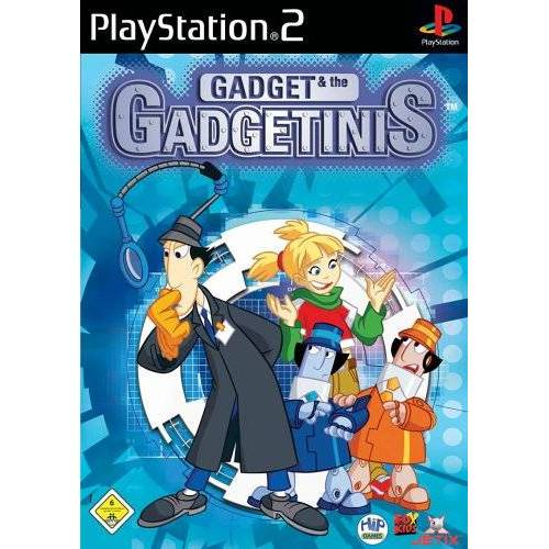 HIP Games - Gadget & The Gadgetinis - Preis vom 04.09.2020 04:54:27 h