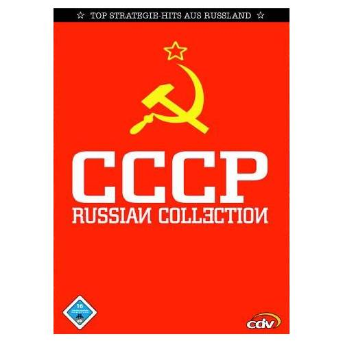 CDV Software Entertainment AG - CCCP Russian Collection - Preis vom 10.05.2021 04:48:42 h