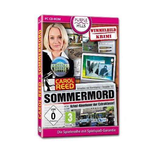 Purple Hills - Carol Reed: Sommermord - Preis vom 02.06.2020 05:03:09 h
