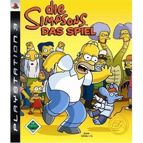 EA - Die Simpsons - Das Spiel - Preis vom 10.04.2021 04:53:14 h