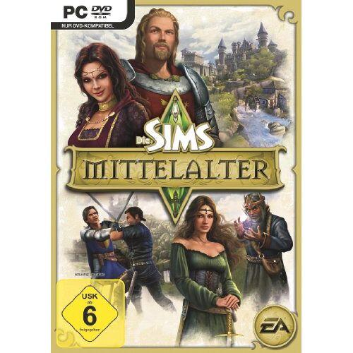 EA Games - Die Sims: Mittelalter - Preis vom 18.04.2021 04:52:10 h