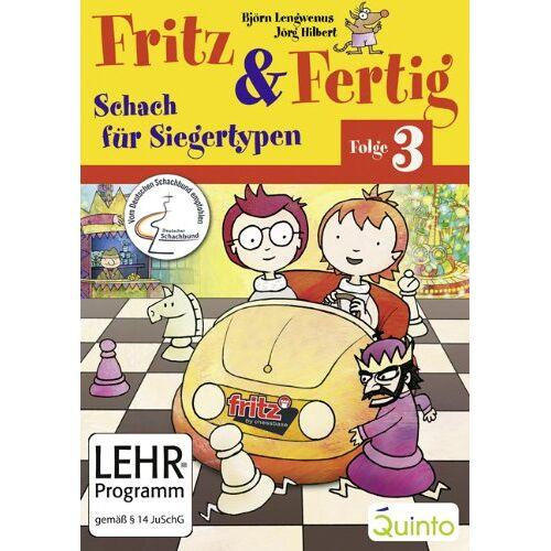 Terzio - Fritz & Fertig 3 - Schach für Siegertypen (WIN) - Preis vom 24.01.2020 06:02:04 h