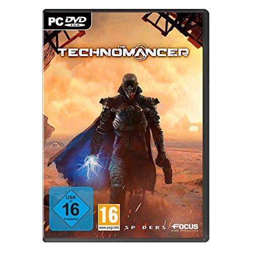 Focus Home Interactive - The Technomancer [PC] - Preis vom 11.05.2021 04:49:30 h