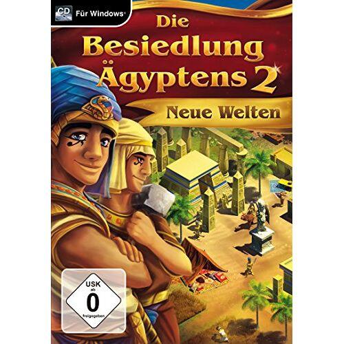 Magnussoft - Die Besiedlung Ägyptens 2 - Neue Welten (PC) - Preis vom 12.04.2021 04:50:28 h