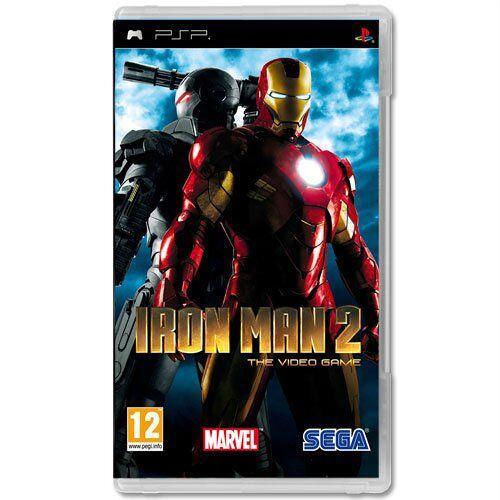 Sega - Iron Man 2 - Das Videospiel - Preis vom 15.05.2021 04:43:31 h