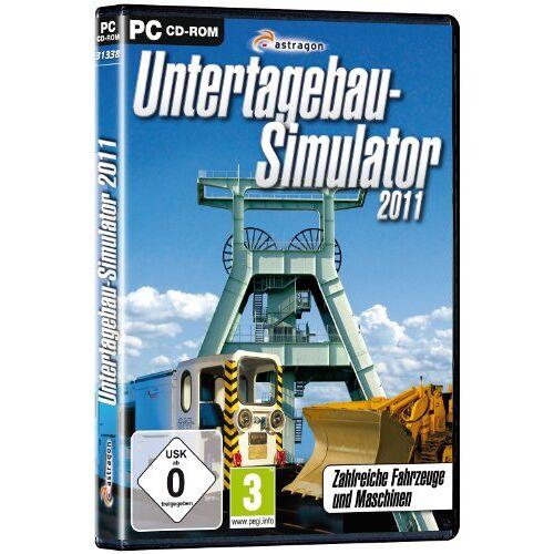 Astragon - Untertagebau-Simulator 2011 - Preis vom 14.05.2021 04:51:20 h
