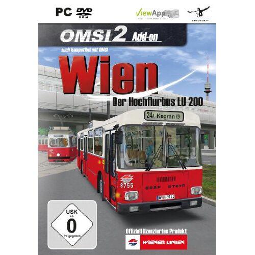 Aerosoft - OMSI 2: Wien (Add-on) - Preis vom 14.04.2021 04:53:30 h