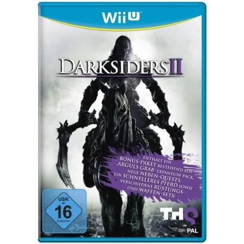 THQ - Darksiders II - Preis vom 28.02.2021 06:03:40 h