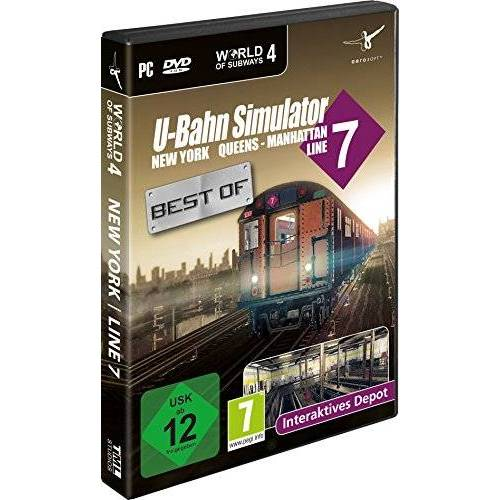 NBG - U-Bahn Simulator Vol. 4 - New York - Preis vom 10.05.2021 04:48:42 h