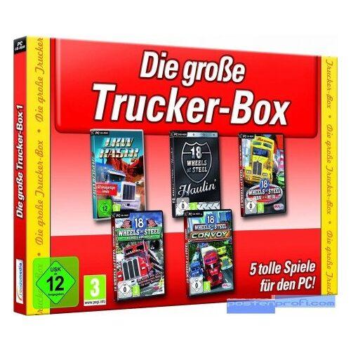 Rondomedia - Die große Trucker-Box - Preis vom 20.10.2020 04:55:35 h