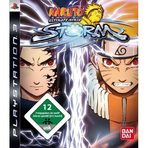 Bandai - Naruto: Ultimate Ninja Storm - Preis vom 12.05.2021 04:50:50 h