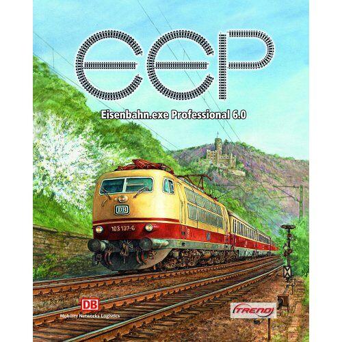 Trend Verlag - Eisenbahn.exe Professional 6.0 - Preis vom 27.01.2021 06:07:18 h