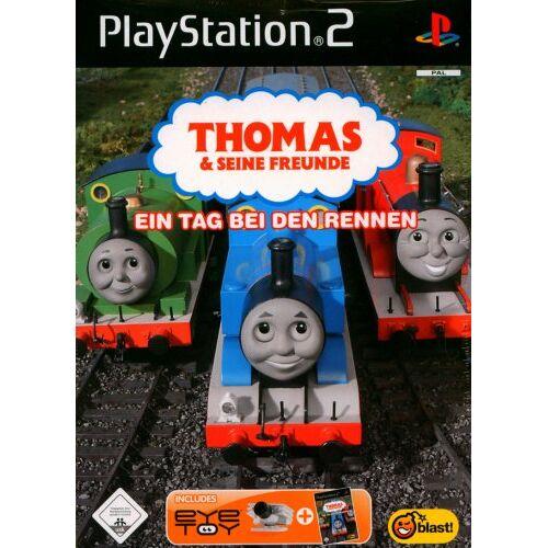 Blast - EyeToy: Thomas & seine Freunde - Ein Tag beim Rennen inkl. Kamera - Preis vom 01.03.2021 06:00:22 h