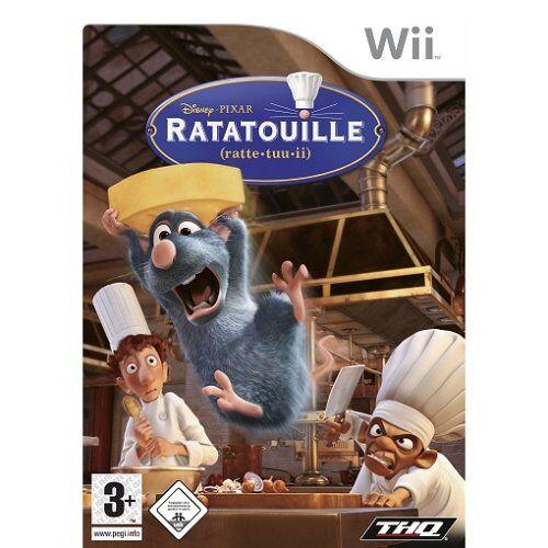 THQ - Ratatouille - Preis vom 17.01.2021 06:05:38 h
