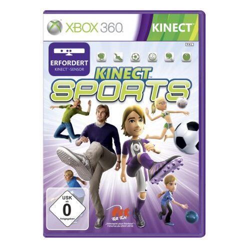 Microsoft Kinect Sports (Kinect erforderlich) - Preis vom 15.04.2021 04:51:42 h