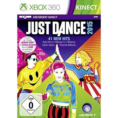 Ubisoft - Just Dance 2015 (Kinect) - Preis vom 20.10.2020 04:55:35 h
