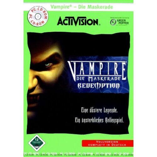 ak tronic - Vampire: Die Maskerade (GreenPepper) - Preis vom 11.05.2021 04:49:30 h