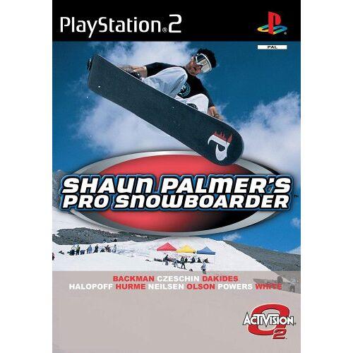 Activision - Shaun Palmer's Pro Snowboarder - Preis vom 20.10.2020 04:55:35 h
