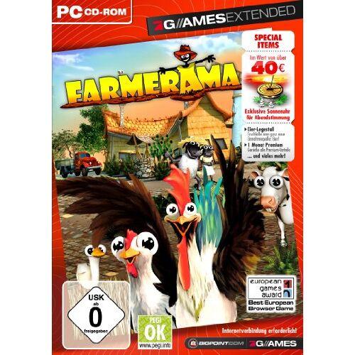 F+F Distribution - Farmerama (SevenGames Extended Edition) - Preis vom 19.10.2020 04:51:53 h
