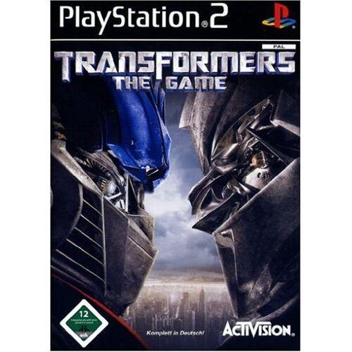 NBG - Transformers: The Game - Preis vom 02.08.2020 04:49:49 h