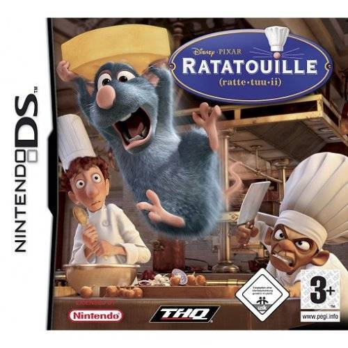 THQ - Ratatouille - Preis vom 18.10.2020 04:52:00 h