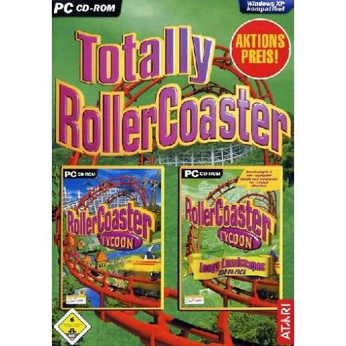 Infogrames Fam. - Rollercoaster Tycoon - Totally RollerCoaster - Preis vom 20.10.2020 04:55:35 h